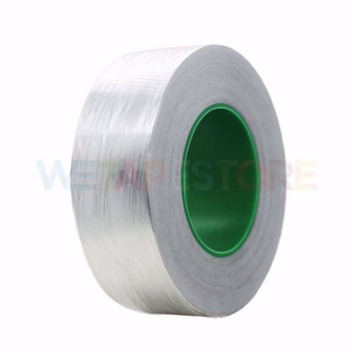 Picture of MT AL50C Aluminum Foil Tape Conductive Adhesive เทปอลูมิเนียม