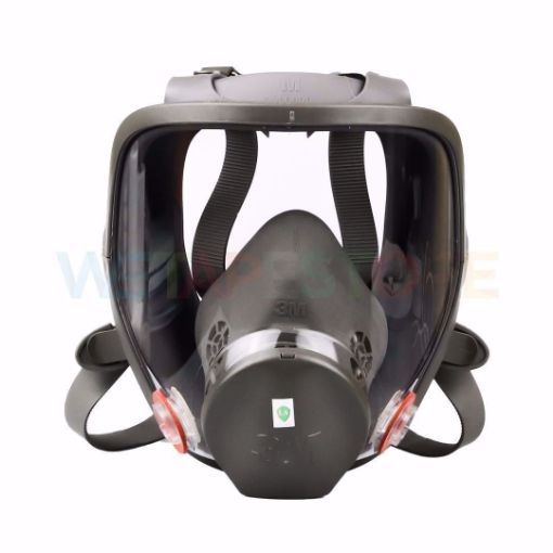 Picture of 3M 6800 Full Face Mask medium size