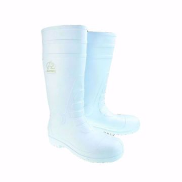 Picture of BUZZY BULL WHITE BOOT White Boots