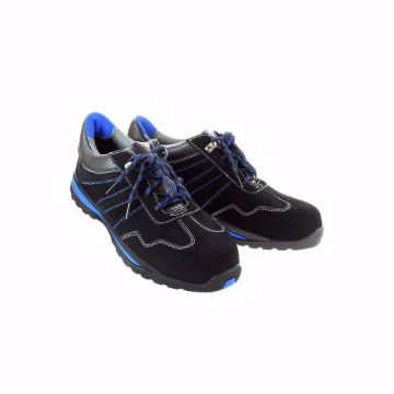 Picture of PANTHER Blue Safety shoes
