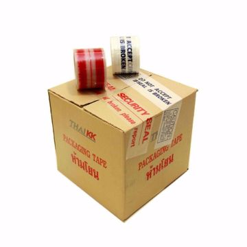 Picture of THAIKK OPP Printed Tape, Tape Printing, Packaging, 1 color type, font