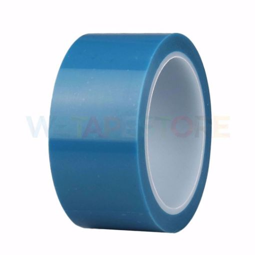 Picture of MT 600-8 Blue PET Tape Polyester Removable Adhesive Tape