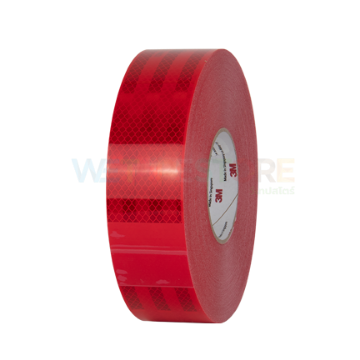 Picture of 3M 983-72 Reflective Tape Red