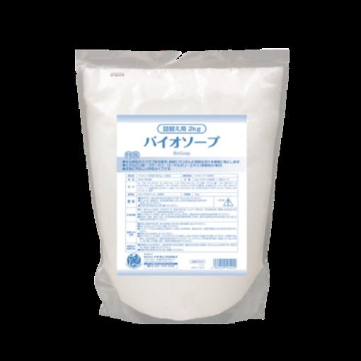 รูปของ JIP Bio-soap (Refill) 2 kg น้ำยาทำความสะอาด
