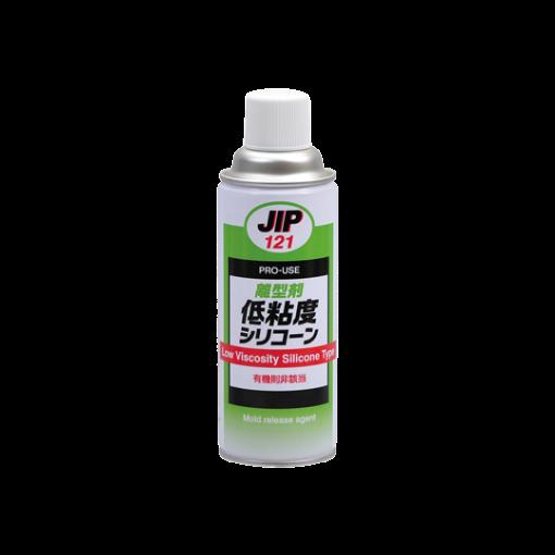 รูปของ JIP 121 Mould Releasing Agent Low Viscosity Silicone Type สําหรับปลดปล่อยชิ้นงานพลาสติก สเปรย์ปลดปล่อยชิ้นงาน