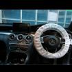 รูปของ Cover Kit for steering wheel ผ้าหุ้มพวงมาลัยรถยนต์ แบบใช้แล้วทิ้ง
