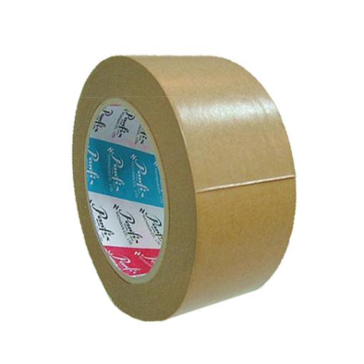"""รูปของ Panfix กระดาษกาว (Kraft Tape) ขนาด 3"""" X 40Y"""