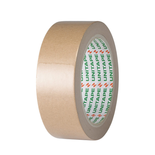 "Picture of UNITAPE Kraft Tape Size 1 1/2"" X 25Y"