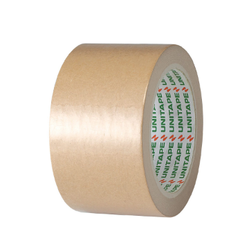 "Picture of UNITAPE Kraft Tape Size 2 1/2"" X 25Y"