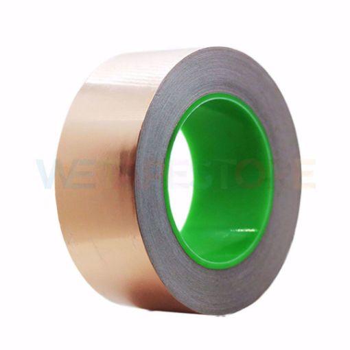 Picture of MT 8113C Copper Foil Tape Conductive Adhesive เทปทองแดง