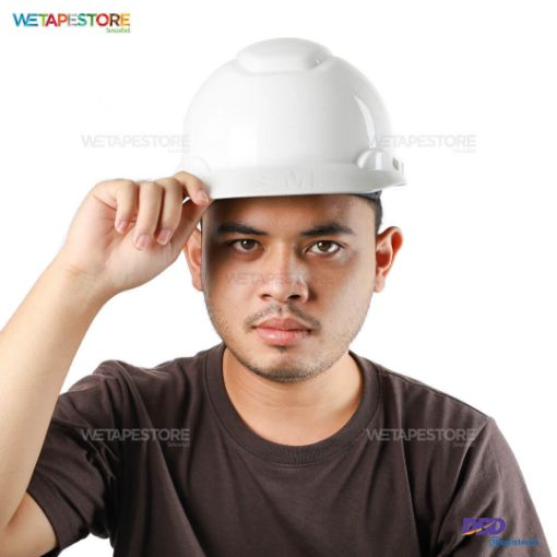 Picture of 3M Hard Hat H701R (W) Adjustable helmet