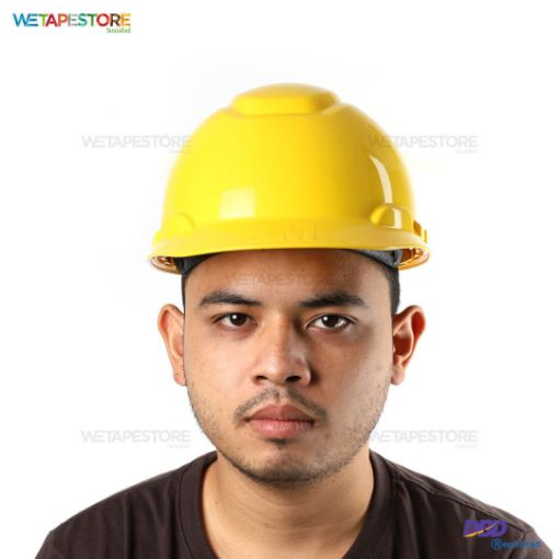Picture of 3M Hard Hat H702R (Y) Adjustable helmet