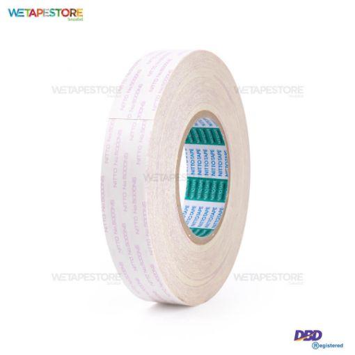 รูปของ NITTO No.5000NS Double Sided Adhesive Tape Tissue Tape เทปทิชชู่ เทปกาวสองหน้าแบบบาง