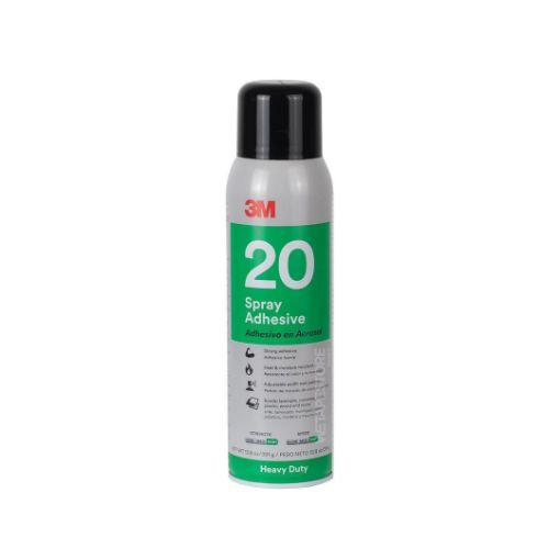 รูปของ 3M Heavy Duty 20 Spray Adhesive กาวสเปรย์