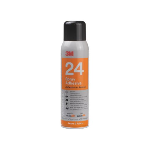Picture of 3M Foam & Fabric 24 Spray Adhesive