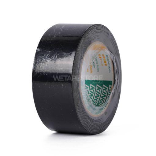 Picture of KINGHAWK K621 Black PVC Floor Masking Tape
