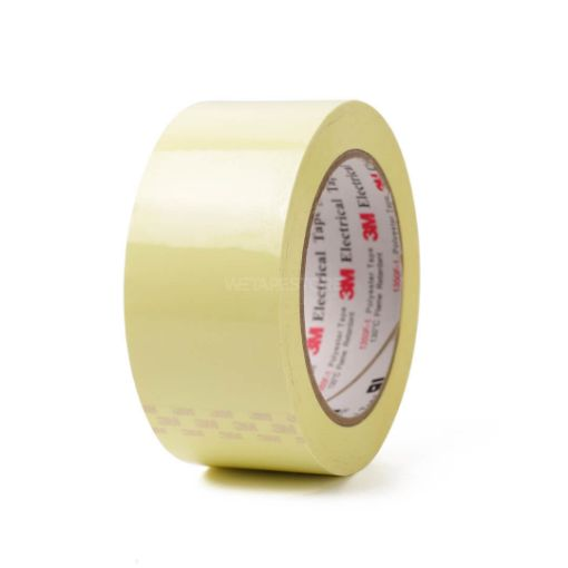 Picture of 3M 1350F-1 Yellow Electrical Tape เทปทนความร้อน
